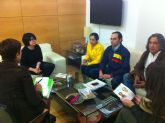 Autoridades municipales se reúnen con candidatos políticos a la Asamblea Nacional de Ecuador