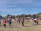 600 niñ@s y j�venes participan en la carrera de cross de deporte escolar