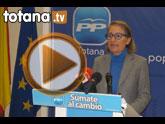 Rueda de prensa PP Totana. 18/01/2013