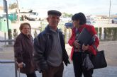 Comienza el servicio de atención al público de la alcaldía en el centro social de la pedanía de el Paretón-Cantareros