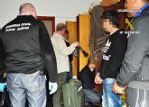 La Guardia Civil detiene a los presuntos secuestradores de dos ciudadanos marroquíes