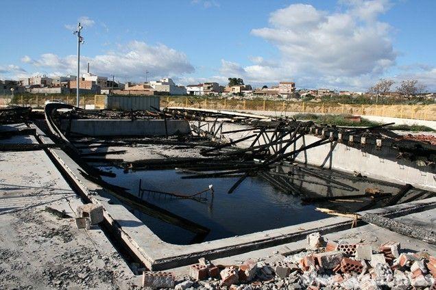 Alguazas la nueva piscina climatizada de alguazas renace for Piscina alcantarilla