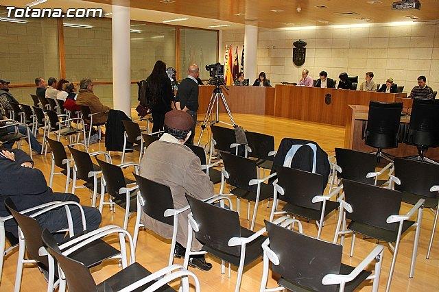 El ayuntamiento de Totana dedicará un espacio público a la figura del Voluntariado anónimo, Foto 1