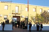 El delegado del Gobierno inaugura el Cuartel de la Guardia Civil de Totana, completamente reformado tras los daños causados por el terremoto de mayo de 2011 - 2