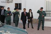 El delegado del Gobierno inaugura el Cuartel de la Guardia Civil de Totana, completamente reformado tras los daños causados por el terremoto de mayo de 2011 - 13