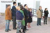 El delegado del Gobierno inaugura el Cuartel de la Guardia Civil de Totana, completamente reformado tras los daños causados por el terremoto de mayo de 2011 - 18