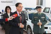 El delegado del Gobierno inaugura el Cuartel de la Guardia Civil de Totana, completamente reformado tras los daños causados por el terremoto de mayo de 2011 - 19