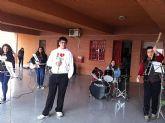 Actividades musicales en el iES Juan de la Cierva y Codorníu de Totana con motivo de la celebración del día de Santo Tomás de Aquino - 4