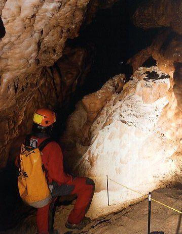 La Consejería de Cultura, el Ayuntamiento y la Federación de Espeleología pondrán en valor la Cueva de la Moneda, en Sierra Espuña, Foto 2