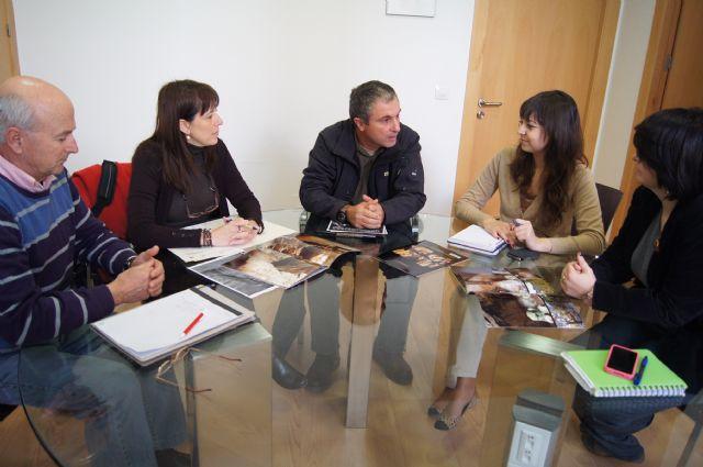 La Consejería de Cultura, el Ayuntamiento y la Federación de Espeleología pondrán en valor la Cueva de la Moneda, en Sierra Espuña, Foto 4
