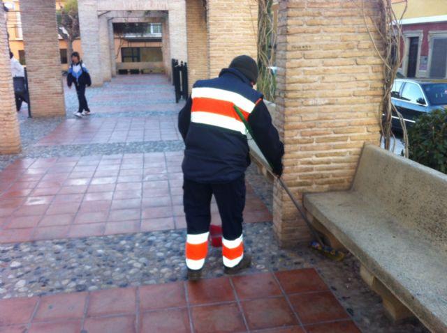 La concejalía de Servicios a la Ciudad realizará en los próximos días un plan de limpieza especial, Foto 2
