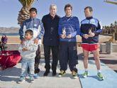 Más de 300 atletas desafían al viento durante la II Media Maratón