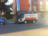 La concejalía de Servicios a la Ciudad realizará en los próximos días un plan de limpieza especial