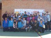 El marchador murciano, Miguel Ángel López Nicolás, 5º en los JJOO de Londres, visitó a los alumnos de ESO del Colegio Reina Sofía - 3