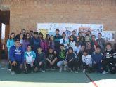 El marchador murciano, Miguel Ángel López Nicolás, 5º en los JJOO de Londres, visitó a los alumnos de ESO del Colegio Reina Sofía - 4