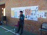 El marchador murciano, Miguel Ángel López Nicolás, 5º en los JJOO de Londres, visitó a los alumnos de ESO del Colegio Reina Sofía - 6