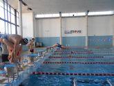 El Club Natación Master Murcia entrena en Totana para preparar los XIX Campeonatos de Natación Master de Invierno - 1