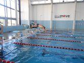 El Club Natación Master Murcia entrena en Totana para preparar los XIX Campeonatos de Natación Master de Invierno - 2
