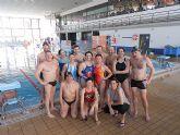 El Club Natación Master Murcia entrena en Totana para preparar los XIX Campeonatos de Natación Master de Invierno - 4