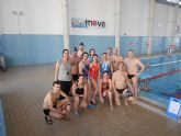 El Club Natación Master Murcia entrena en Totana para preparar los XIX Campeonatos de Natación Master de Invierno - 5