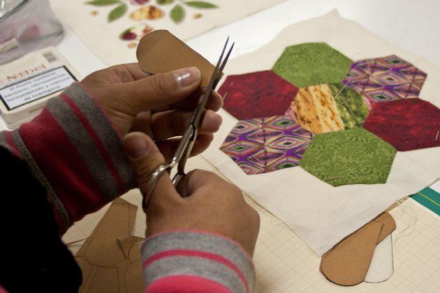 Abiertas las inscripciones para el próximo curso de Patchwork, una técnica de artesanía textil con infinitas posibilidades, Foto 2