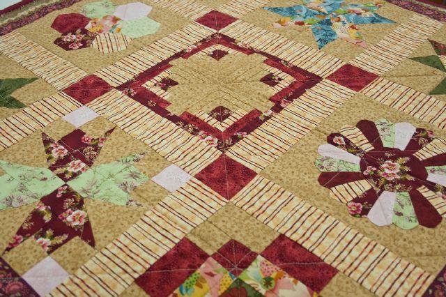Abiertas las inscripciones para el próximo curso de Patchwork, una técnica de artesanía textil con infinitas posibilidades, Foto 3
