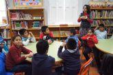 Los escolares de Totana se acercan al mundo de los cuentos populares