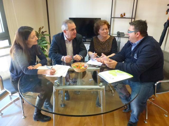 El PSOE se compromete a prestar su apoyo a la Federación de Enfermedades Raras, Foto 1