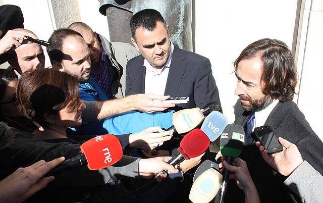 La Audiencia devuelve la causa contra el ex alcalde Martínez Andreo y otros cinco acusados al Juzgado de Instrucción, Foto 2