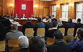 La Audiencia devuelve la causa contra el ex alcalde Martínez Andreo y otros cinco acusados al Juzgado de Instrucción