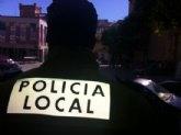 Agentes de la Policía Local de Totana detuvieron a dos mujeres de nacionalidad rumana