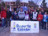 La Concejalía de Deportes y el Club de Orientación organizaron la fase local de orientación de Deporte Escolar - 8