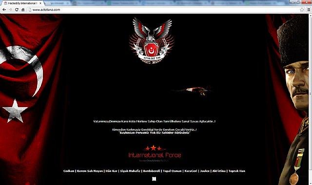 Hackean la web de la Asociación de Comerciantes de Totana, Foto 1