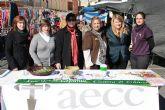 La AECC informa a los ciudadanos de sus actividades e iniciativas