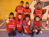 La tercera jornada de la fase local de futbol sala infantil masculino de Deporte Escolar tuvo lugar en la Sala Escolar
