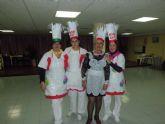 Los Centros de Día de Personas Mayores Dependientes de Totana celebran el carnaval - 1