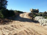 El Ayuntamiento logra solucionar un viejo problema de El Cañarico logrando que se realicen las obras de encauzamiento de la rambla que atraviesa la pedan�a