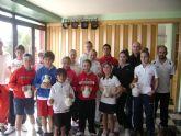 Finaliza el XIII Open Promesas Ciudad de Totana, Gran Premio Vip Tenis