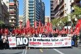 """IU Totana: """"La Reforma Laboral del PP, ha aumentado un 11% el paro en Totana"""