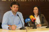 La OMIC de Mazarrón realiza un total de 857 atenciones en 2012