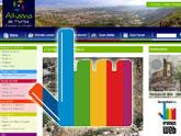 La web de Turismo de Alhama de Murcia, desarrollada por la empresa totanera Avatar Internet, nominada para los Premios Web del diario La Verdad