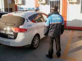 La policía local lucirá a partir de ahora el azul burgos en lugar del amarillo fluorescente