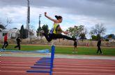 El club atletismo Mazarrón consigue 10 nuevas medallas en el campeonato regional de pista cubierta