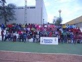 La concejalía de Deportes organizó la fase local de atletismo de Deporte Escolar