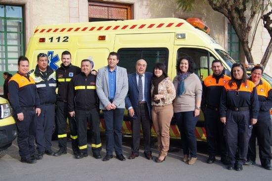 Sanidad firma un convenio para reforzar el servicio de urgencias y emergencias sanitarias en el municipio de Totana, Foto 1