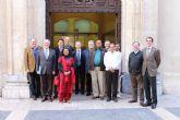 Expertos de la India visitan los embalses y sistemas de riego de la cuenca del Segura