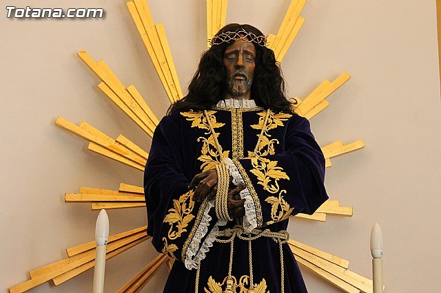Numerosos vecinos mostraron su devoción un año más al Cristo de Medinacelli, Foto 2