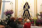 Numerosos vecinos mostraron su devoción un año más al Cristo de Medinacelli
