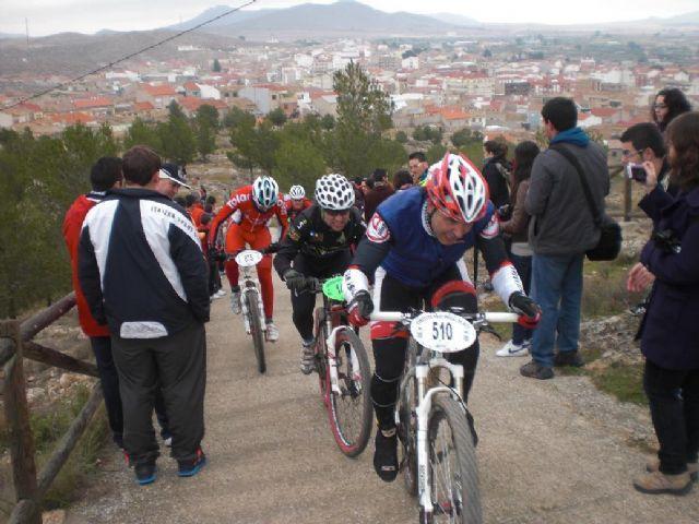Los ciclistas del C.C. Santa Eulalia Bike-Planet continuaron las competiciones en Albacete y en el Open Bike-Maraton de Murcia, Foto 1
