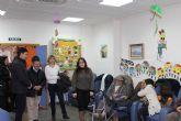Representantes de la Comisi�n Especial de Discapacidad de la Asamblea Regional visitan los centros de d�a del municipio